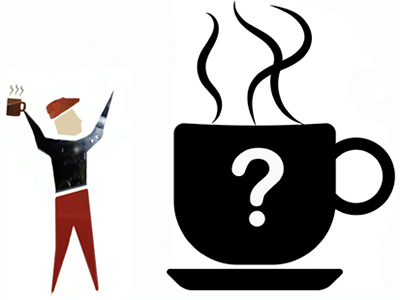 New coffee shop questions