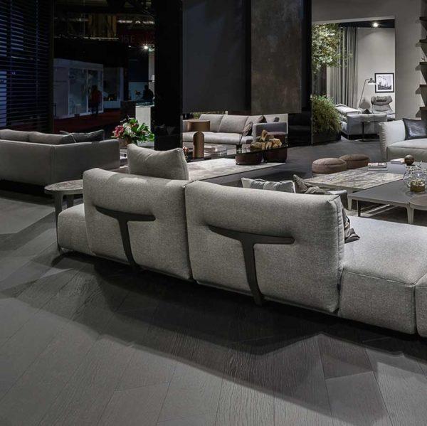 Natuzzi Italia Herman Large Corner Sofa