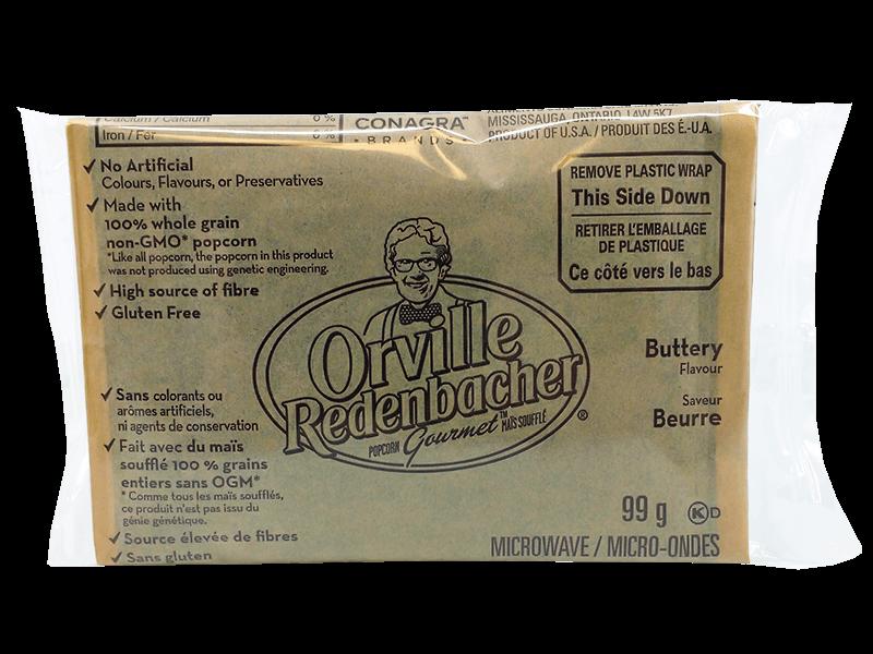 orville redenbacher gourmet microwave extra buttery popcorn 24 packs