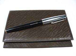 Pen and Wallet