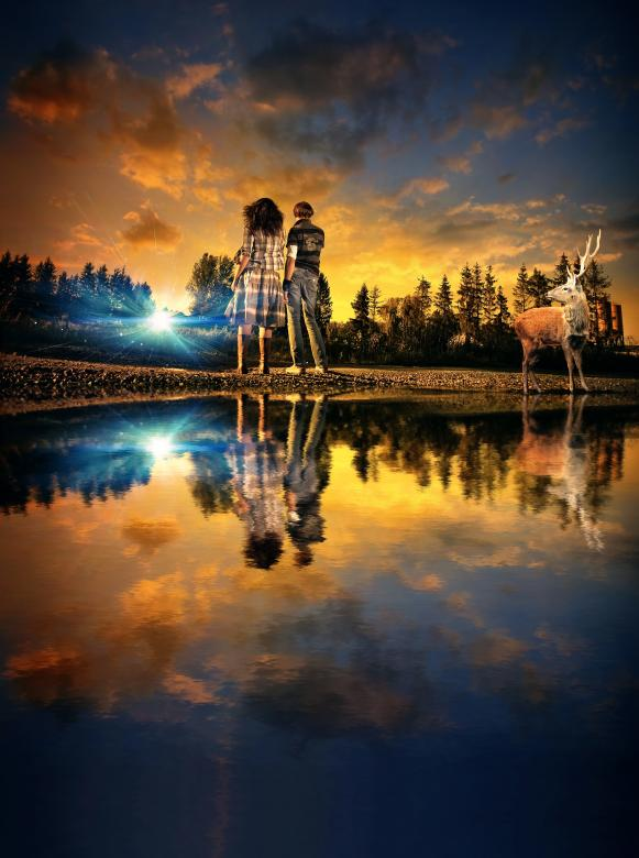Twilight view - Free Stock Photo by alexey rumyantsev on ...