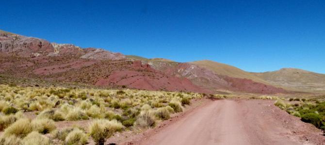 Salta – Tren a las Nubes (mit dem Auto)