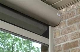 manual retractable patio screens
