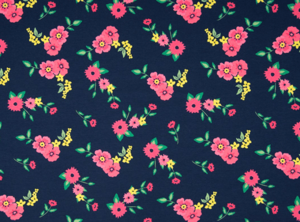 Small Flowers Jersey