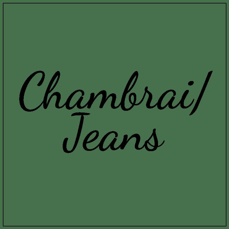 Chambrai Jeans