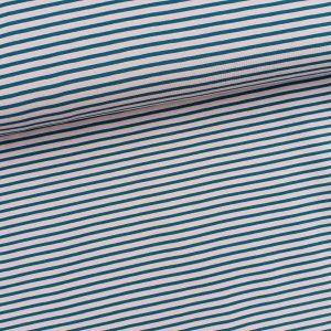 Streifen Jersey Rosa-Grün