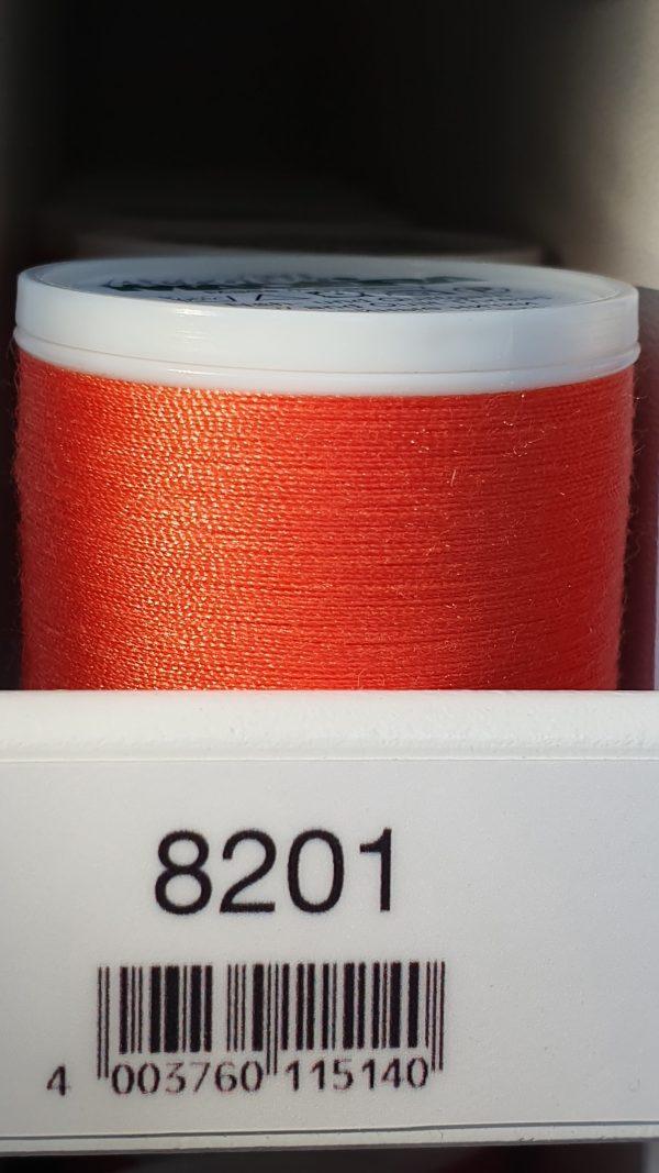 Madeira Nähgarn, 400m - lachs orange 8201