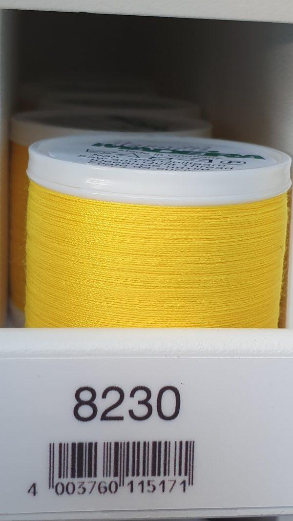 Madeira Nähgarn, 400m - gelb 8230