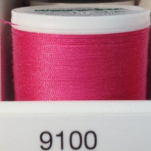 Madeira Nähgarn, 400m - pink 9100