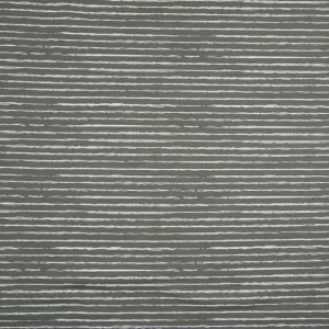 Baumwolle Stripe Grey