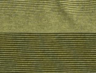 Ringelbündchen - Grün (Farbe I)