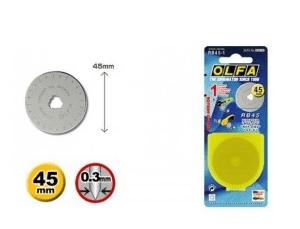 Olfa Rollschneider 45mm /1 Stück