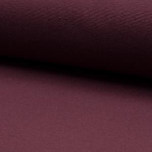 Uni Bündchen Dunkel Bordeaux