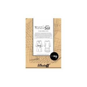 Lillestoff Schnittmuster Kleid SOL 32 bis 54