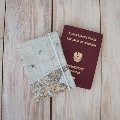 Reisepasshülle Reisen Kinder Reisepass Urlaub