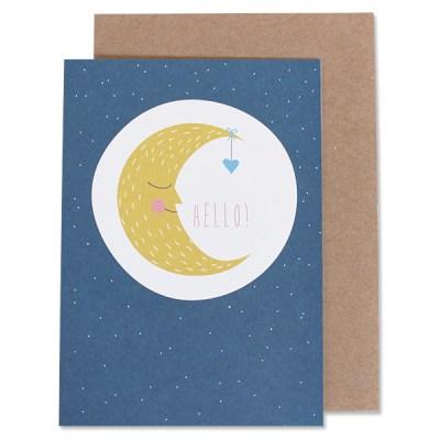 Stofftiger, Ava & Yves, Postkarte, Grußkarte, Karte, Glückwunschkarte, Klappkarte, Karte zur Geburt, Geburtskarte, Geburtsgeschenk, Glückwünsche, Baby, Zwillinge
