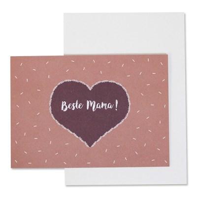 Muttertag, Beste Mama, Glückwunschkarte, Klappkarte, Karte,Stofftiger, Ava & Yves, Postkarte, Grußkarte, Karte, Glückwunschkarte, Klappkarte, Karte zur Geburt, Geburtskarte, Geburtsgeschenk, Glückwünsche, Baby, Zwillinge, Geburtstag