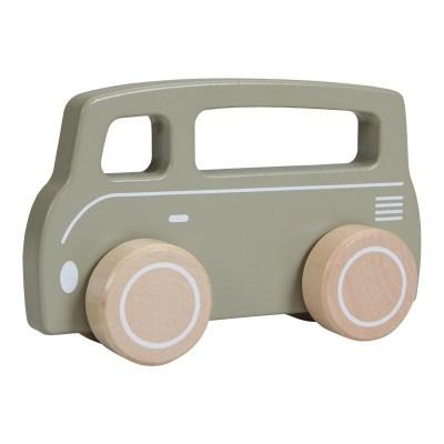 Holzauto, Bus, Holzspielzeug, Spielzeug, Regenbogen, Motorikspielzeug, Babyspielzeug, Little Dutch, Geschenke für Kinder, Babygeschenke,