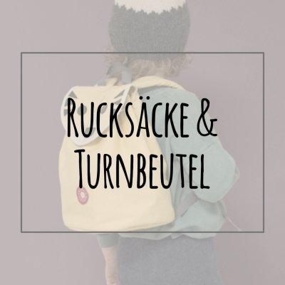 Rücksäcke und Turnbeutel