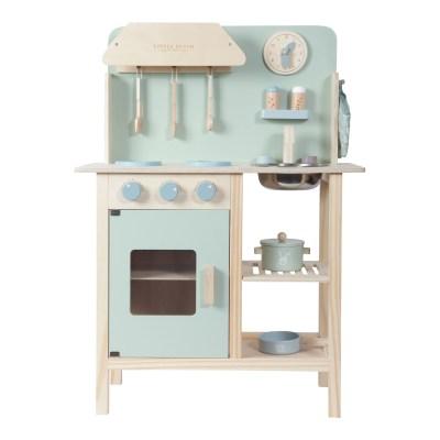 Kinderspielküche, Kinderküche, Holzspielzeug, Holz, Baby, Kinder, Geschenk, Geburtstagsgeschenk, Little Dutch, Spielküche