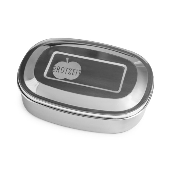 Lunchbox, Brotzeit, Jausenbox, Jause, Brotdose, Lunch, Box, Edelstahl, Kindergarten, Kindergartenjause, Schule, Schuljause, BPA frei, schadstofffrei
