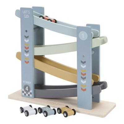 Little Dutch Rennbahn, Holzspielzeug, Spielzeug, Woodentoys, Geschenk, Geburtsgeschenk, Erster Geburtstag