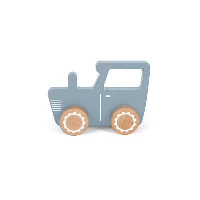 Holzauto, Traktor, Bus, Holzspielzeug, Spielzeug, Regenbogen, Motorikspielzeug, Babyspielzeug, Little Dutch, Geschenke für Kinder, Babygeschenke,