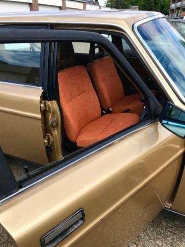 Auto stoelen, Volvo