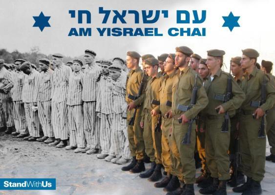 Auschwitz-to-IDF