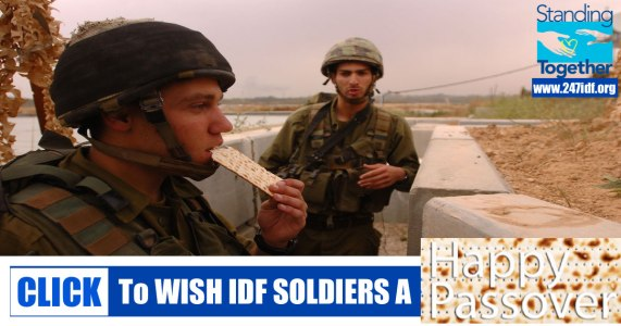 idf passover