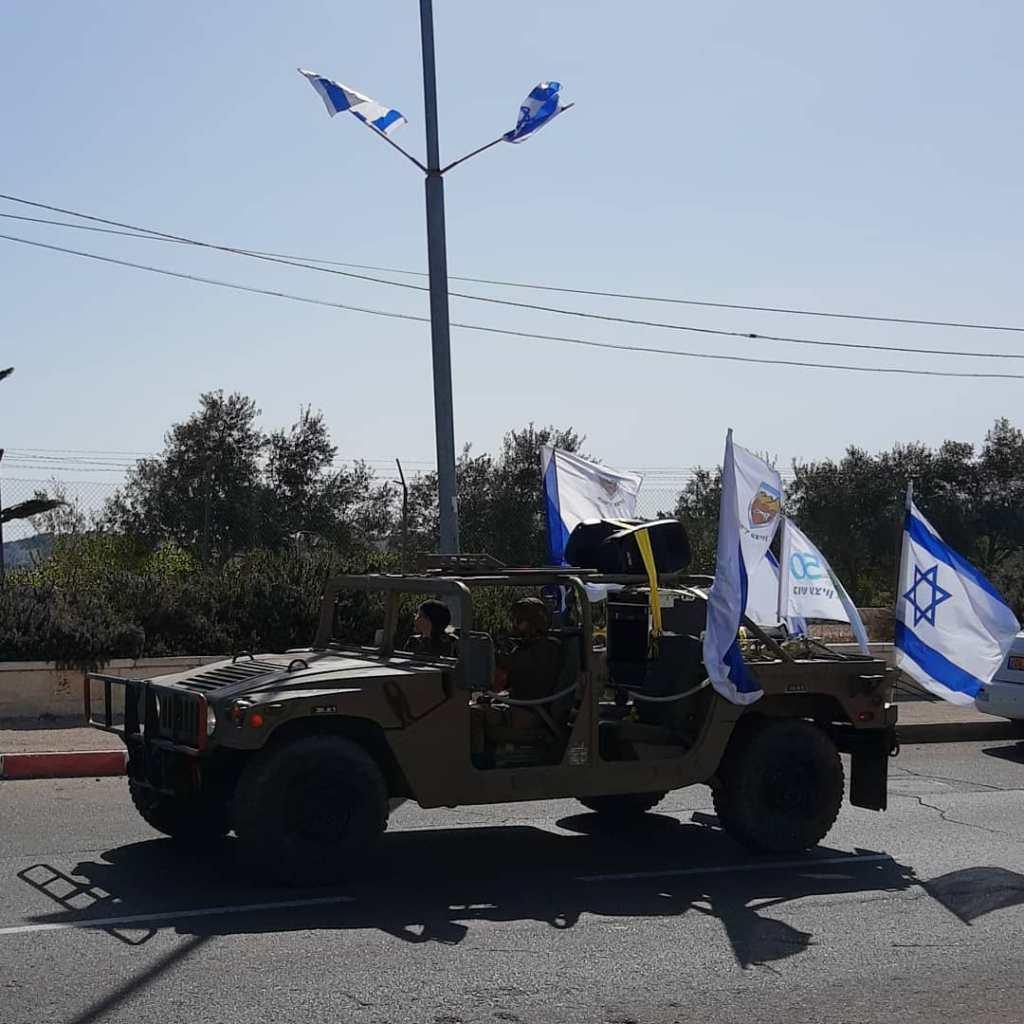 Israeli Jeep