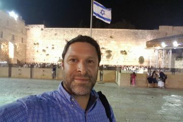 "This Shabbat Nachamu Show Support for the New Truck in Memory of Ari Fuld HY""D"