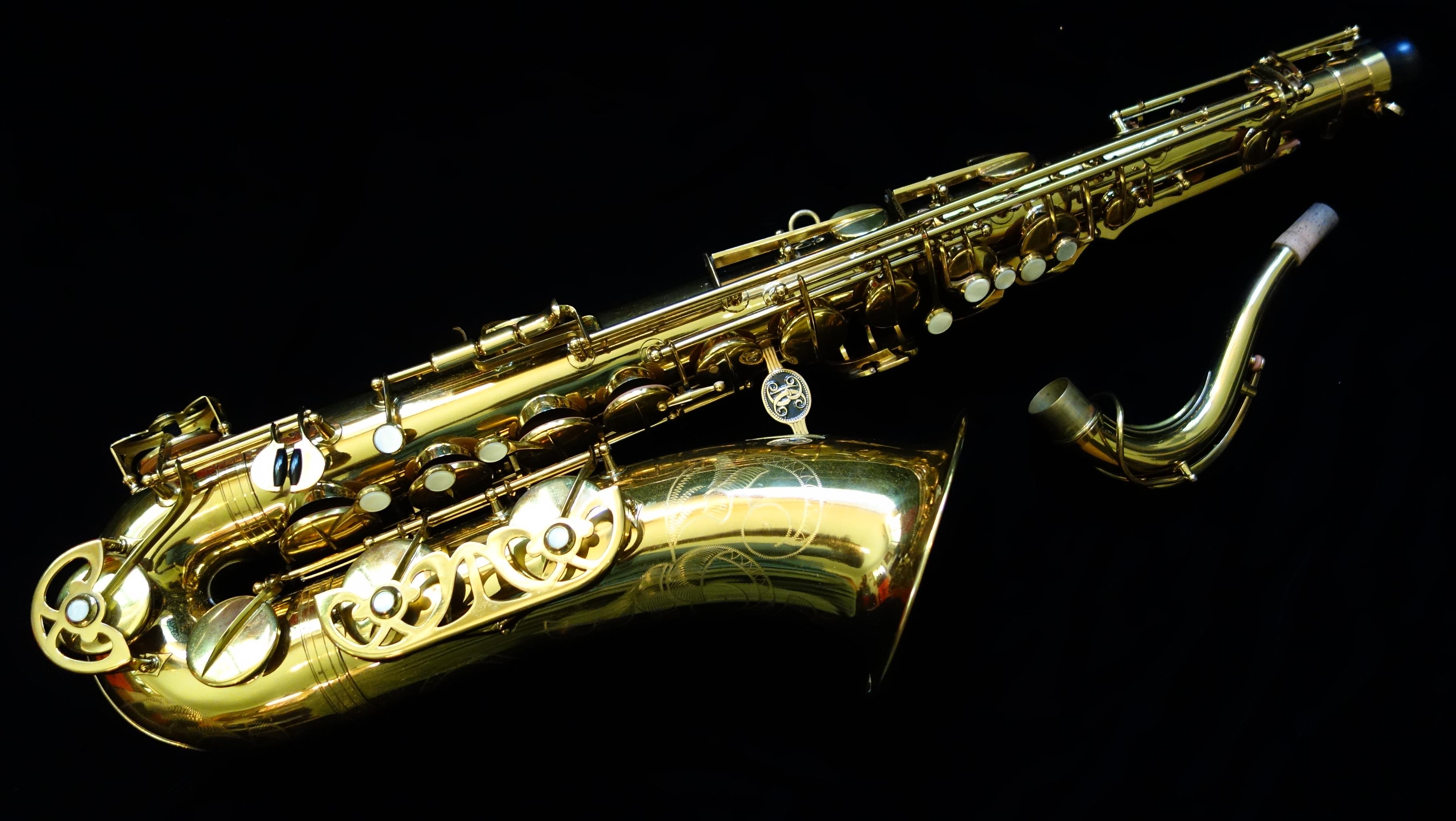 Sensational Buffet Super Dynaction Tenor Saxophone Museum Condition Interior Design Ideas Lukepblogthenellocom
