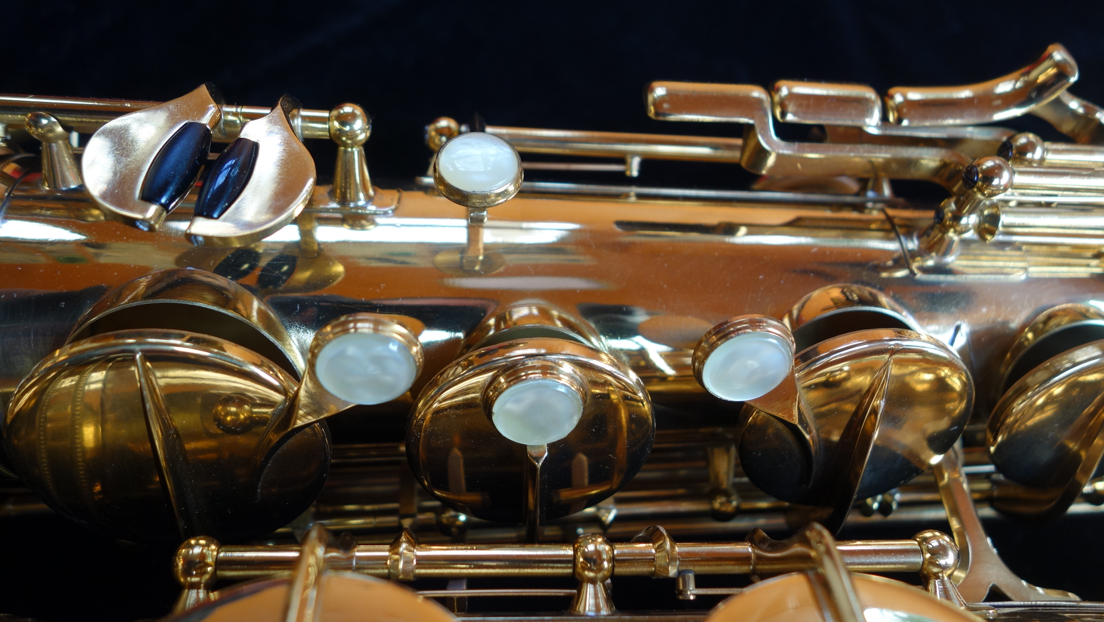 SML Gold Medal II Stencil Tenor Saxophone, Never Played