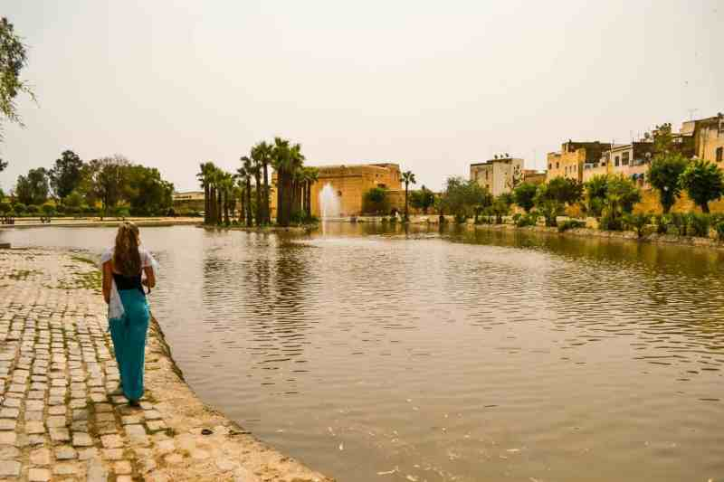 guide to fes morocco