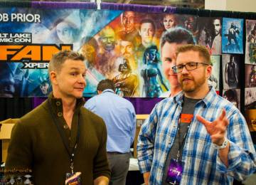comic con fanx interview rob prior