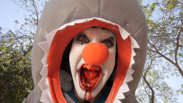 The most terrifying predator in the world: The Clown Shark