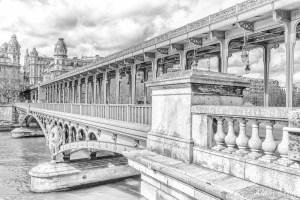 {011} Pont Bir-Hakeim - Paris / 1905