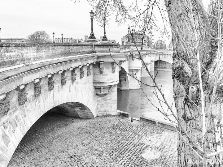 {016} Pont Neuf - Paris / 1604