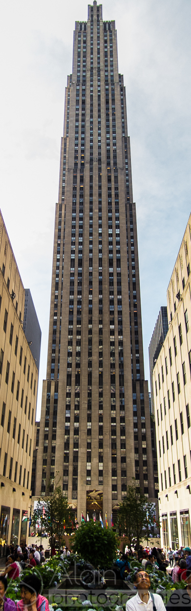 {078} Rockefeller Center - NY City