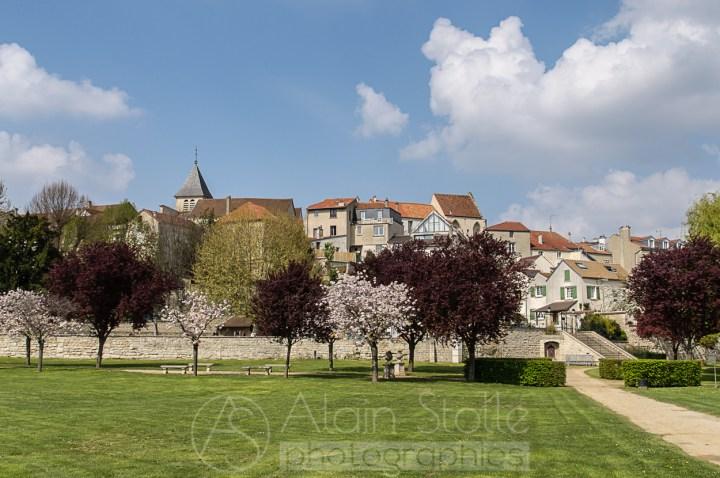 {122} Carrières-sur-Seine - Le Parc