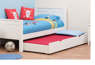 For That Reason It Is Built Slightly Smaller Than The Main Bed Sold With Can Be D A Special Size Mattress To Suit Trundle So