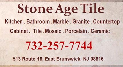 stone age tile kitchen bathroom