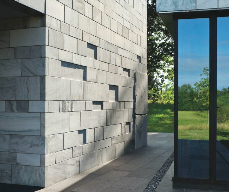 Building Stone Institute : Architecture weather and time help fashion façade stone