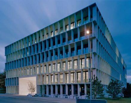 Baumschlager Eberle: e-Science LAB, Eidgenössische Technische Hochschule (ETH), Zurigo. Foto: DNV