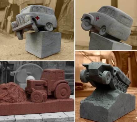 Peter Kretzschmar: Automóviles.