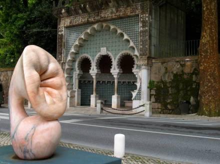 """Beatriz Cunha: """"Kolyledon"""", Marmor."""