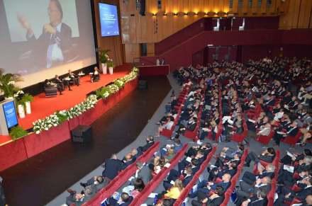 Entre as atrações da Cersaie está um congresso sobre arquitetura e design. Foto: Bologna Fiere