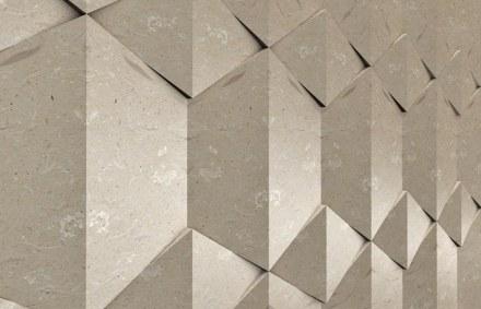 """Ilaria Guglielmetti, Diana Zerbetto: """"Sfumature"""". Fliesen in einfachen geometrischen Formen für die Wand."""