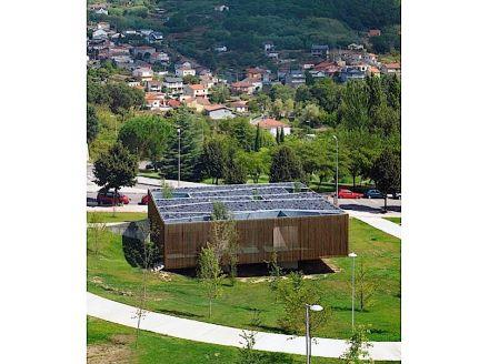 Abalo Alonso arquitectos: o novo jardim de infância da universidade de Ourense.